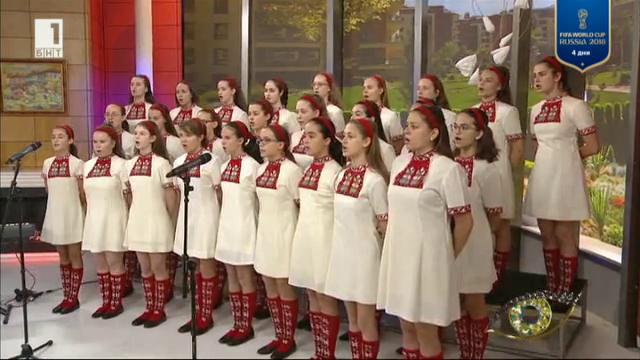 Представяме Детския хор на Българското национално радио