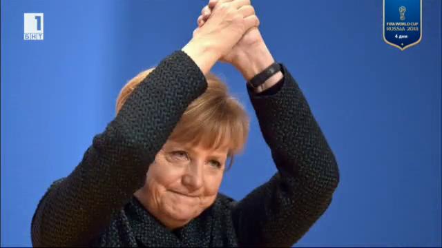 Коя е Ангела Меркел