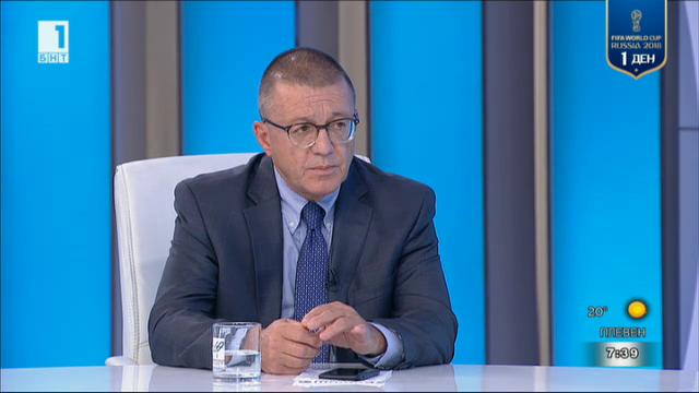 Бойко Ноев с анализ за състоянието на армията и сигурността