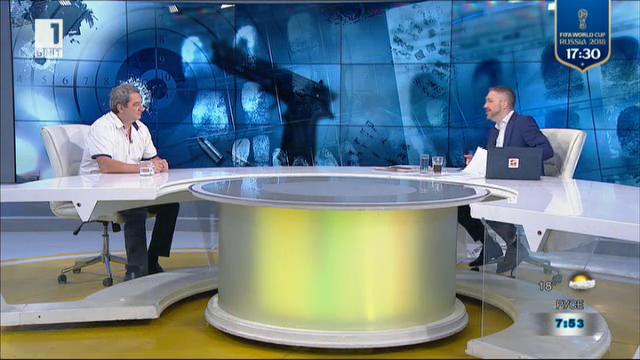 Емануил Йорданов: Сектор Сигурност е в криза