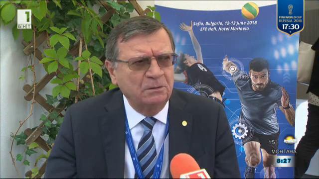 Александър Боричич за турнира Национална лига