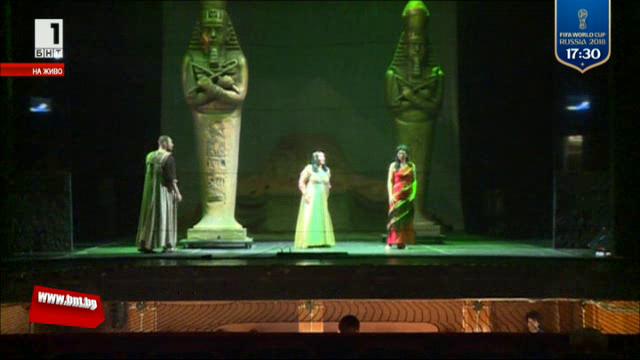 Премиера на Аида постави началото на Вердиевите оперни вечери в Русе