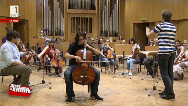 """Националната музикална академия представя """"Звезди от утре"""""""