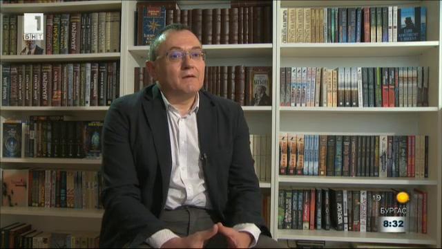 Ново изследване на салафизма - проф. Симеон Евстатиев пред БНТ