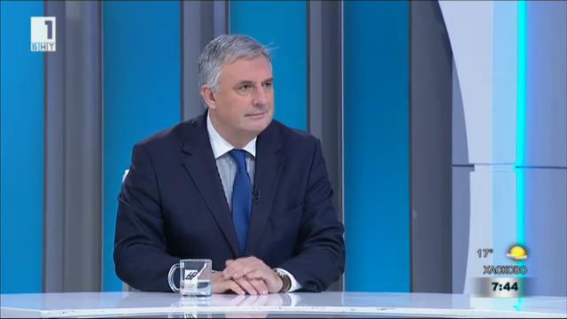 Ивайло Калфин: Темата ОЛАФ приключи, българското правителство не ме подкрепи