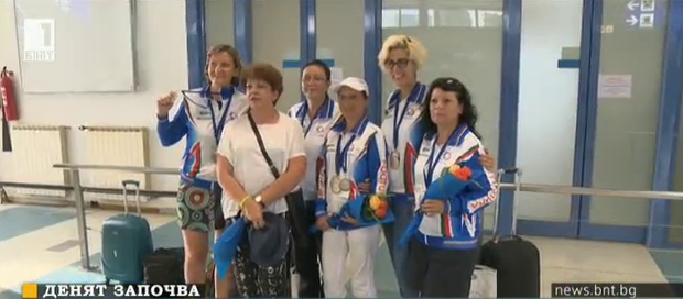 Българите победители в международните игри за хора с онкологични заболявания