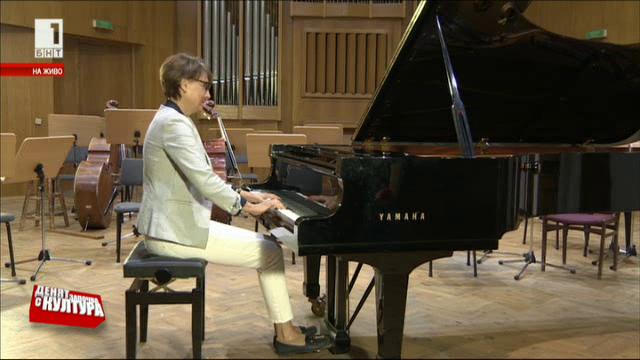 Радостина Петкова за признанието на българската музика и в Колумбия