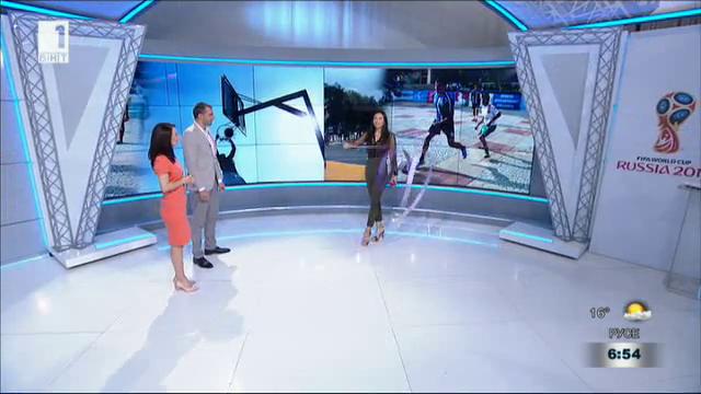 Без оправдания - каузите на гимнастичката Ренета Камберова