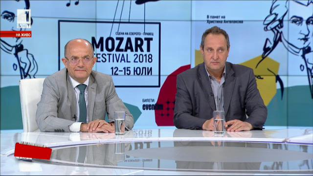 Международен музикален фестивал Моцартови празници - Правец