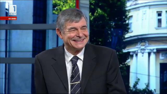 Стефан Софиянски: Необходим ни е траен висок икономически растеж