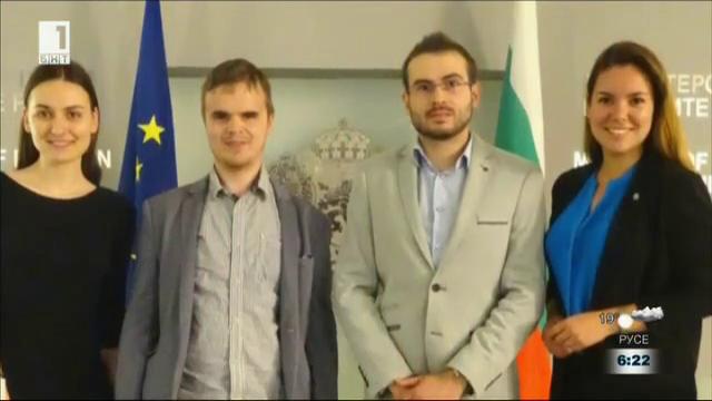 Българите, които представят проблемите на младежта пред ООН