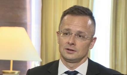 """Интервю с унгарския външен министър специално за """"Денят започва"""""""