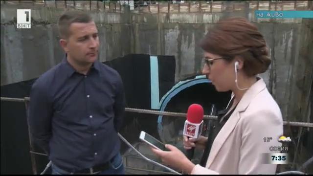 Промени на движението в София заради изграждането на третия лъч на метрото