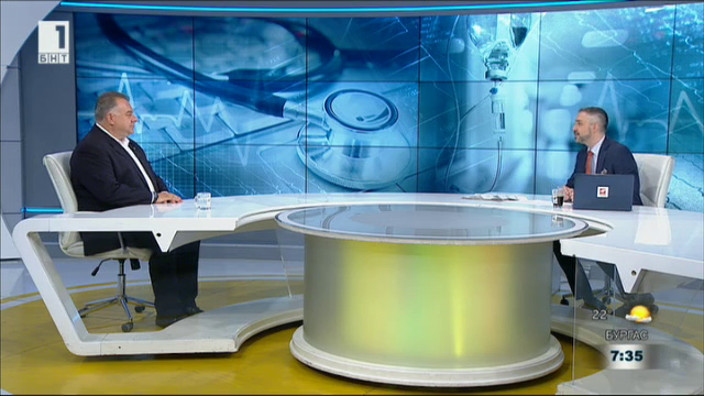 Д-р Мирослав Ненков: Системата на ТЕЛК е разпробита здраво