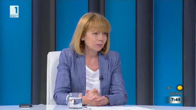 Проблемите на София и решенията на кмета - говори Йорданка Фандъкова