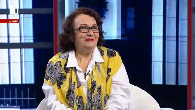 Мария Стефанова: Ако си наистина артист, не губиш свежестта на погледа