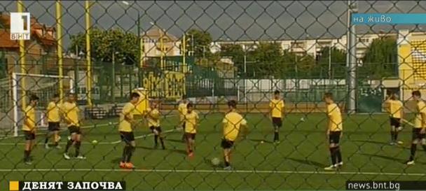 Млади надежди на Ботев- Пловдив са вицешампиони на турнир в Швеция