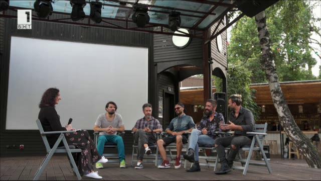 Музикантите и свободата - група Джереми