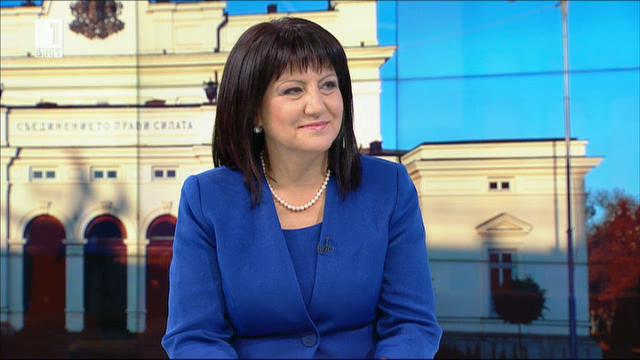 Цвета Караянчева: Стабилността на коалицията е гарантирана
