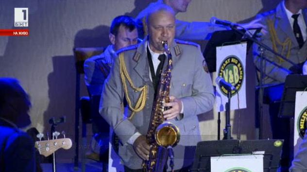 Военният биг бенд на Стара Загора с концерт на Аполония