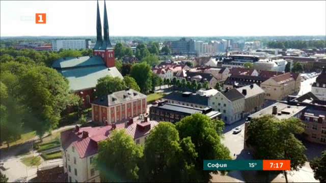 Най-зеленият град в Европа