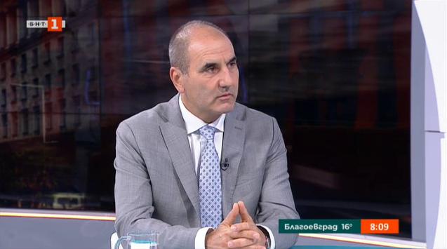 Цветан Цветанов: Заложили сме на професионализма и опита на новите министри