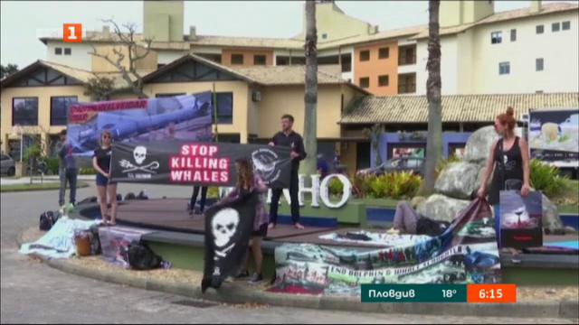 Япония иска отпадане на забраната за китоловство