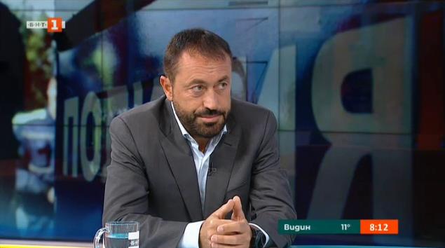 Бойко Найденов: Работата по престъпления на милионери е в полето на данъчните