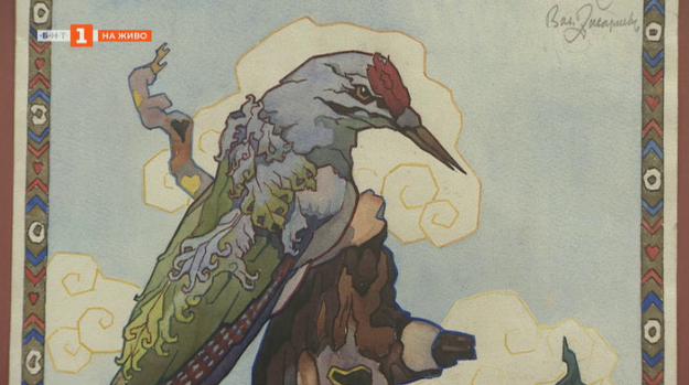 Над 60 акварела на птици от края на XIX век в Регионалния исторически музей