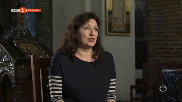 Оперната прима Красимира Стоянова за вярата си в бога