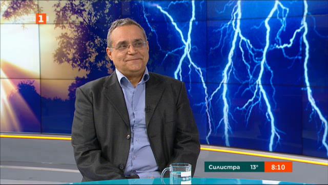 Първо телевизионно интервю на проф. Пламен Нинов - в.и.д. директор на НИМХ