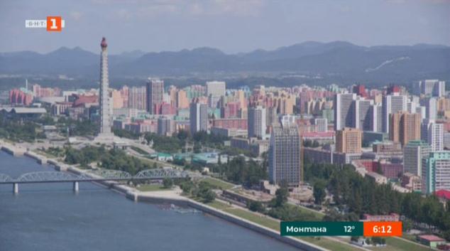 Пхенян - непознатата столица на Северна Корея