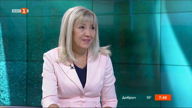 Петя Аврамова: Всеки министър трябва да носи политическа отговорност