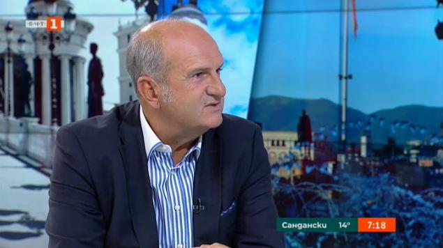 Европейските перспективи пред Македония