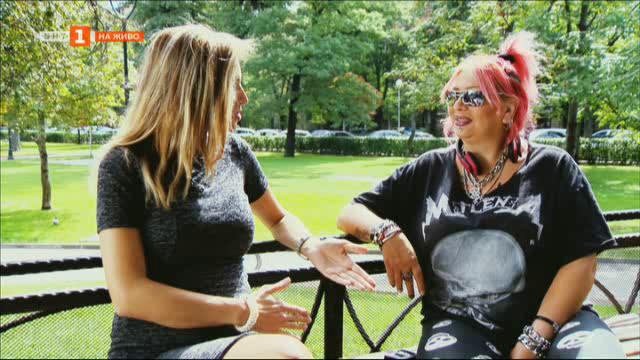 Милена Славова търси млади български рокзвезди