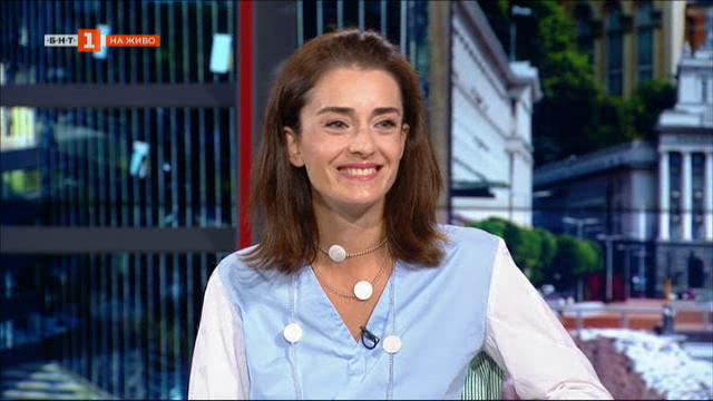 Чар и талант от сцената на Народния - Анна Пападопулу