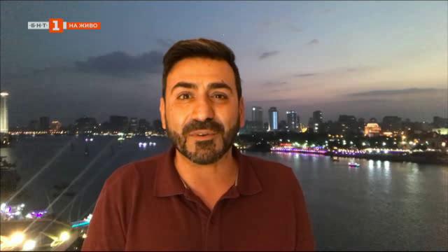 Египет през погледа на Стефан Щерев