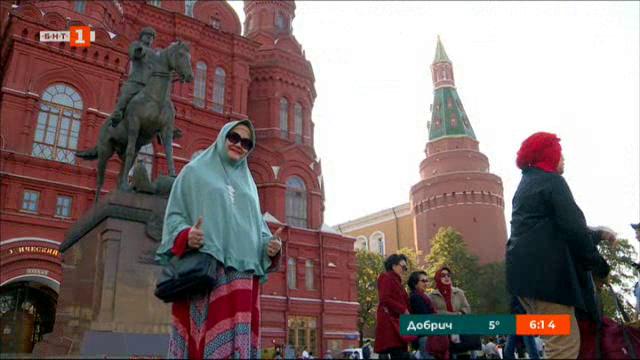 Как Москва привлича туристи?