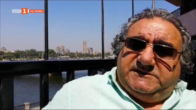 Иранският режисьор Фадел Судан за България