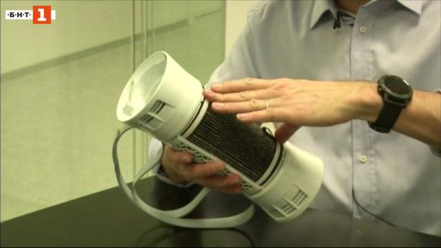 Уред, който пречиства въздуха в купето на колата