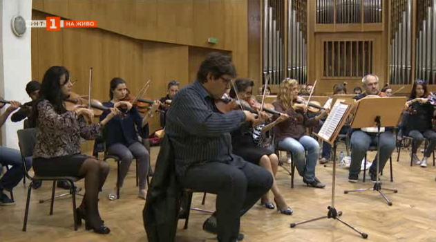 НМА представя произведения на Дворжак, Менделсон и Моцарт