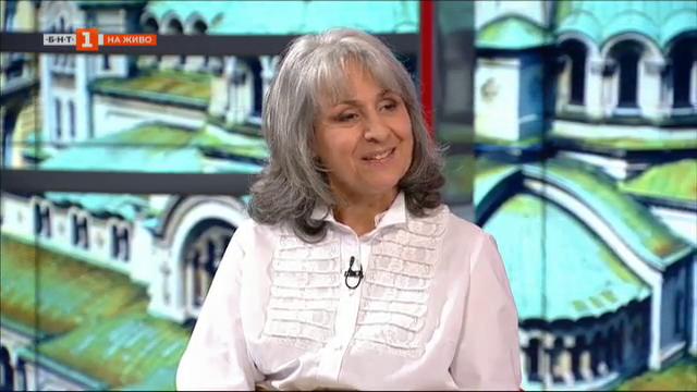 Маргарита Попова за лицето на българския бизнес