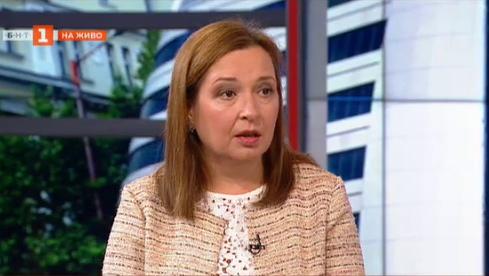 """Зам.-министър Зорница Русинова за каузата """"Мисията е възможна"""""""