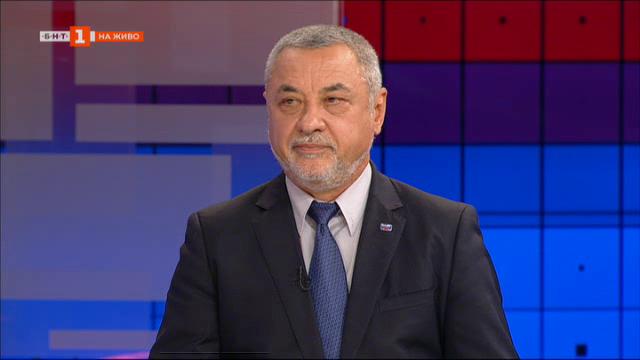 Валери Симеонов: Няма никакъв шанс НФСБ да се коалира с Бареков за евроизборите