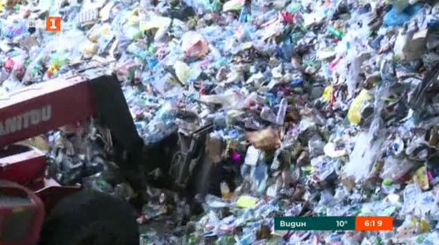 Европа срещу пластмасата