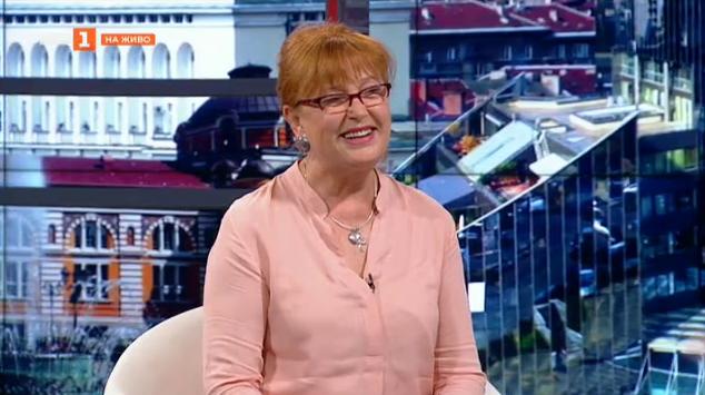 Златни имена на сцената - актрисата Пламена Гетова