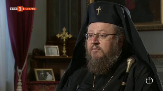 Интервю с Русенския митрополит Наум по случай неговата 50-та годишнина