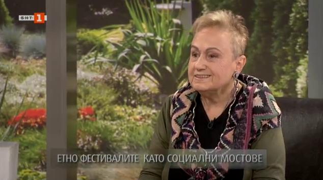 Радост Николаева, която вече 20 години възражда традициите по родопските села