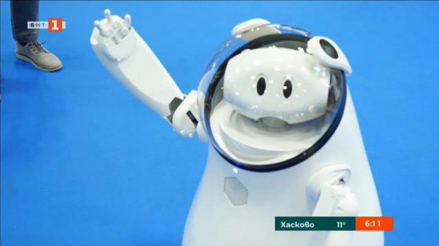 Световно изложение по роботика в Токио