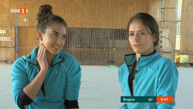 След Световното първенство в София Невяна Владинова и Катрин Тасева пред БНТ